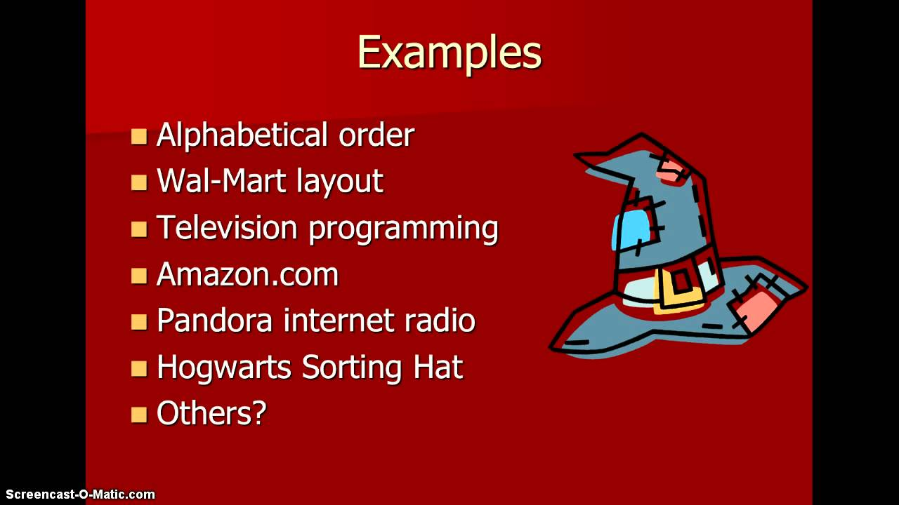television classification essay