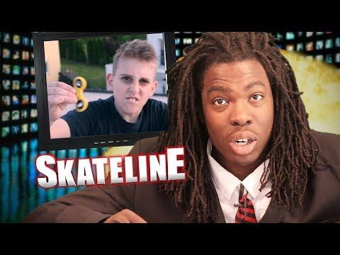 SKATELINE - Shane Oneill, Nyjah Huston, Curren Caples, Guy Mariano's Son, Gou Miyagi & more