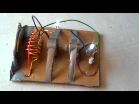 Как сделать генератор свободную энергию