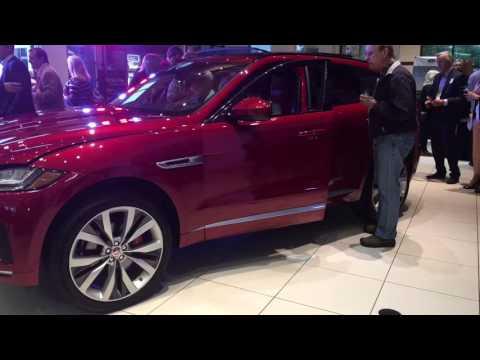 Maserati Levante and Jaguar F-Pace / XE Debute Parties