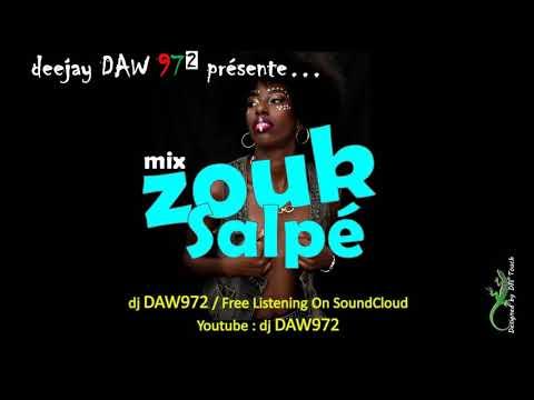 Mix Nouveauté Zouk vol 6 By dj daw972 2020-2021