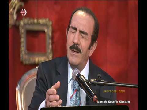 Gönlüm yaralı bilmiyorum yâr bana n'oldu -Mustafa Keser-TRT