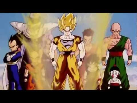 Dragon Ball Z Intro (English) [1080p HD]