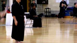 Me, 2010 Iaido Taikai (competition), San Antonio, Texas