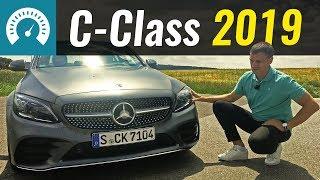 C-Class 2019 - новый или рестайл? Тест-драйв Mercedes C200