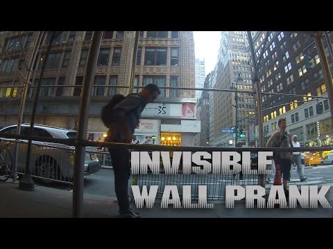 Invisible Wall Prank (Public Pranks S01E05)
