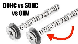 DOHC vs SOHC vs OHV - Which Is Best?