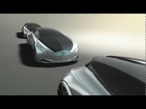 Alexander Leicht - MA Thesis Transportation Design- OPEL IMPULSE