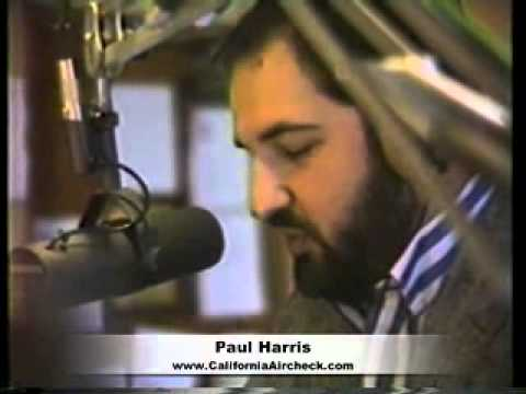 Paul Harris WCXR Radio Washington DC