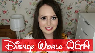 Disney World Q&A