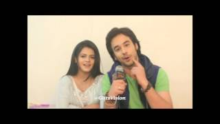 Manish and Jigyasa in talk with GlitzVision