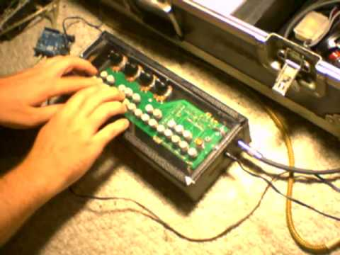 Square Sequencer - e-licktronic - Arduino Midi shield