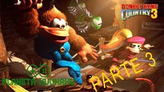 Donkey Kong Country 3 - parte 3 volteeiii