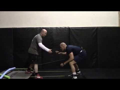 Wrestling Drills - For Explosive Sprawl Image 1