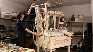 Marble Lifting Mechanism - Prologue #5 Musical Marble Machine