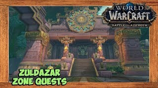 World of Warcraft Punishment of Tal'farrak Quest