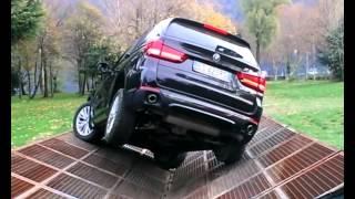 BMW X5 test drive novembre 2013