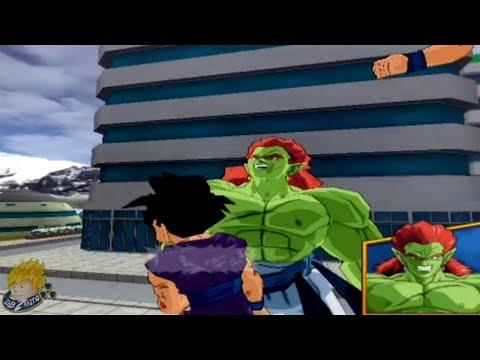 Dragon Ball Z Budokai Tenkaichi 2 - Story Mode -  | Bojack Unbound | (Part 34) 【HD】