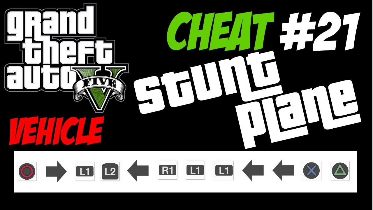 GTA 5 Trucchi #21 - AEREO ACROBATICO [PS3 Xbox 360 HD ITA] Cheat Stunt ...