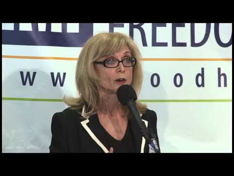 Sexual Freedom Day 2010 - Nina Hartley 2 Of 3 video