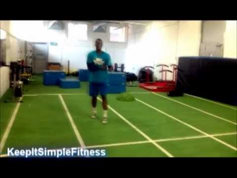 Jump Rope Intermediate Skills (Footwork, Doubles, Cross, Boxing Style) Basics Image 1