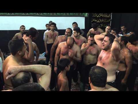 EEY CHAAND MUHARAM KE CHAND RAAT 2014 QBH AZAKHANA E DAR E BATOOL swt Bonn Germany