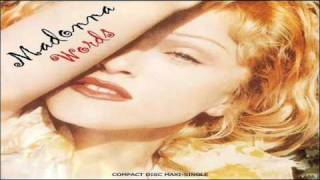 Watch Madonna Words video