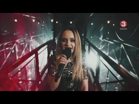 KATTIE - The Edge Of Glory (Live @ X Faktors Latvija 2018)