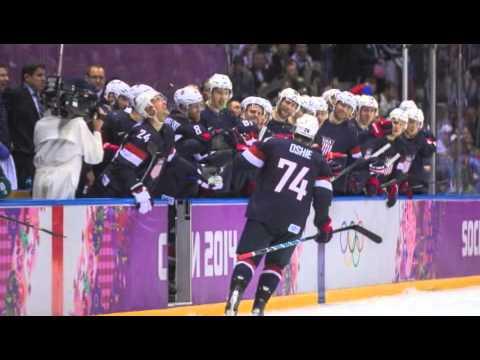 USA Hockey Olympic Show: USA vs Russia Post-Game Analysis