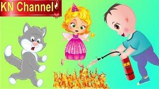 Hoạt hình KN Channel THẦN CÂY TRỪNG TRỊ BÚP BÊ LƯỜI BIẾNG