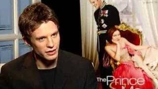 Luke Mably interview for The Prince and Me