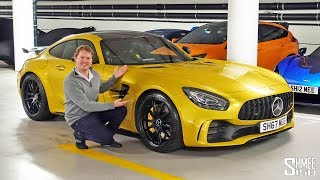 Am I Selling My AMG GT R?