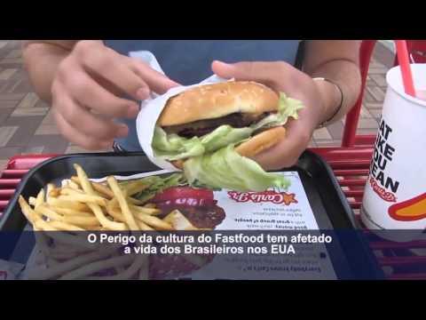 RESUMO DA SEMANA: FASTFOOD