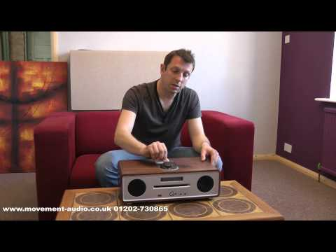 Ruark/Vita Audio R4i Integrated Portable Music System Review by Movement Audio (Poole & Salisbury)