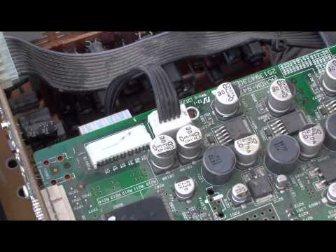 How To Fix the Onkyo TX SR606 & SR607 HDMI Input Problem