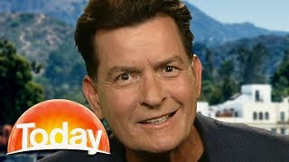 Charlie Sheen's unbelievable transformation