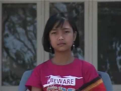 O Kalvary Cross - Lalsangzuali Sailo ( Kokborok Gospel Video Song) video