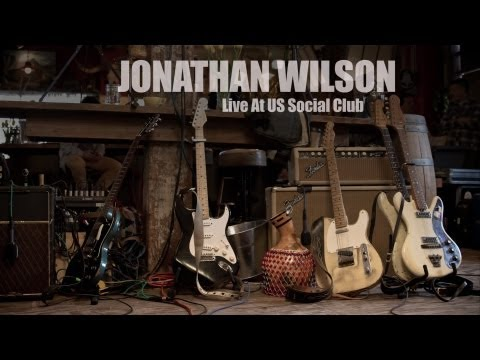Jonathan Wilson - US Social Club Session (Live on KEXP)