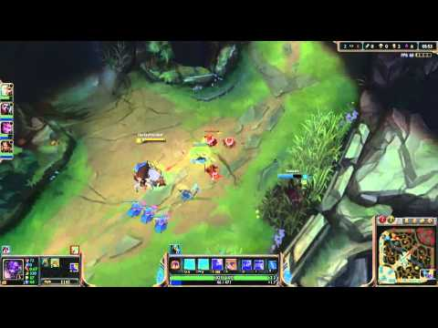 Laro Tayo! League of Legends Alistar Support 720p 60FPS