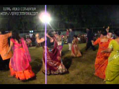 Jain Garba Mahotsav 2010 video