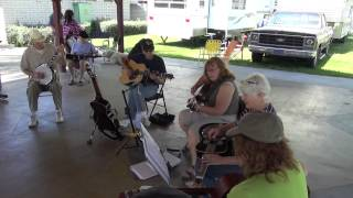 Mississippi Cotton Picking Delta Town (Charley Pride) - Sounds of the 2013 CBA Turlock Camp Out