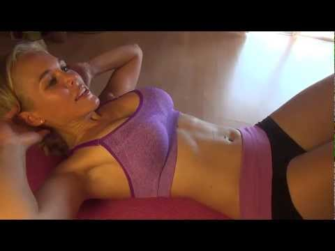 Crunches: How to do Crunches for Sexy Abs