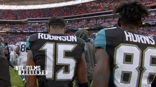 The Allens: How Robinson & Hurns became the Jags' Dynamic Duo | NFL Films Presents