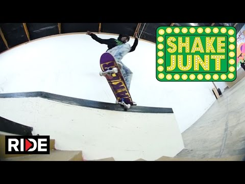 Terry Kennedy Ride Or Die - Shake Junt