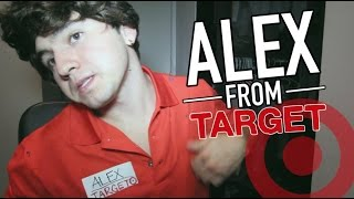 The REAL Alex From Target!!!