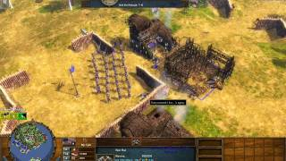 Breed's Hill - Age of Empires 3 The Warchiefs - Act 1 Mission 3 - Hard