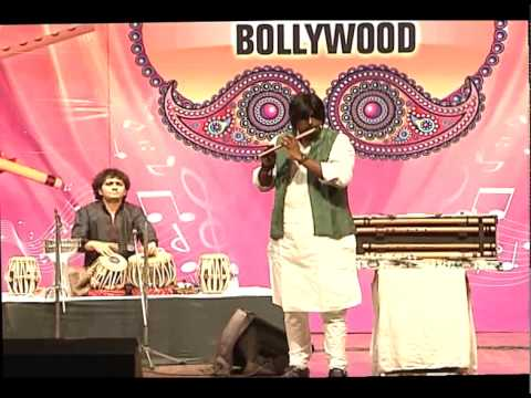 Bhajans On Flute By Paras Nath video
