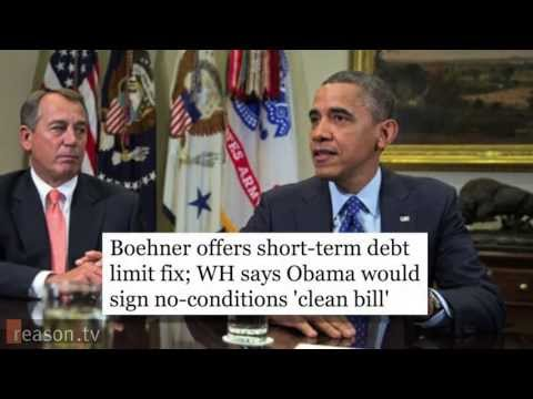 3 Reasons We Need a Dirty Deal on Debt Ceiling
