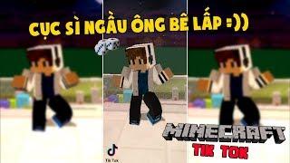 Ngẫu hứng CỤC SÌ LẦU ÔNG BÊ LẮP Trong MINECRAFT | Minecraft Hài Cực Bựa =))😂😂