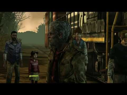 The Walking Dead Episode 3 Pt. 6 | Clementine Needs To Bust Her Gun
